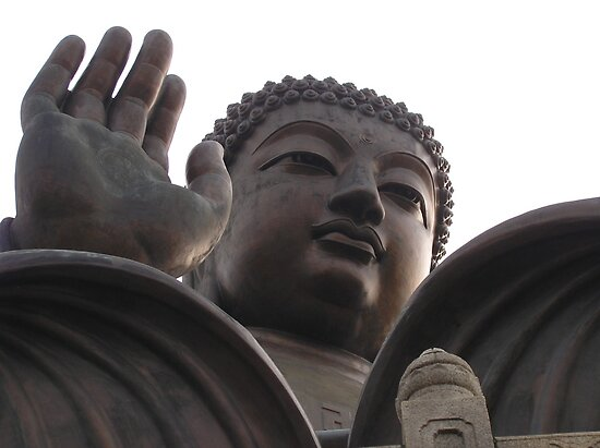 Big Buddha by Deanna Roberts Think in Pictures