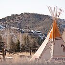 Ute Teepee by phil decocco