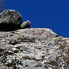 Top Rock-Mariposa, Ca by Alan Brazzel