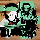 Still Life with beats I by bites