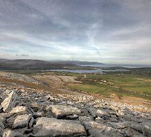 Burren Scenery by John Quinn