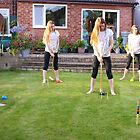 Croquet Multishoot by Adam Robbins