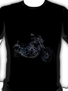 Neon V-max  T-Shirt