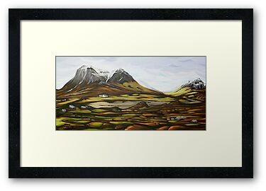 Buachaille Etive Mor by Jim Moore