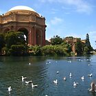 The Palace of Fine Arts by jchoy