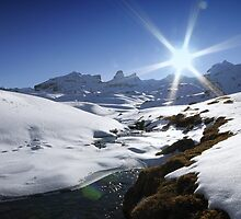 Global Warming (panoramic) by Gillou