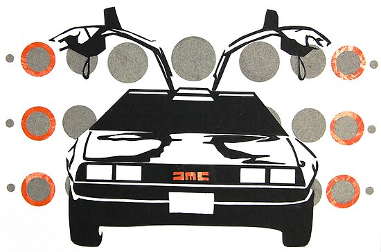Delorean by KRASH (Ashlee Fensand)