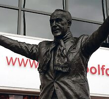 Shanks....'He Made The People Happy' by northernimage