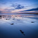 Dusk at Culla Beach III by Christopher Thomson
