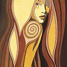 Shekinah by AnnaAsche