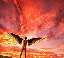 The Point of No Return - Icarus by Graeme Hindmarsh