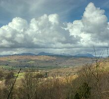The Coniston Range by VoluntaryRanger
