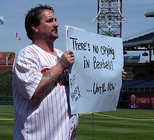 Phillies Lose Their Voice by Denise Sparks
