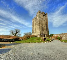 Dysert Castle by John Quinn