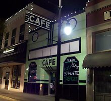 The White Palace Cafe ~ Gadsden, AL by ArtistJD