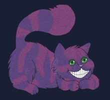 cheshire cat by WindingVines