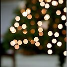 Christmas Bokeh by Lauren Neely