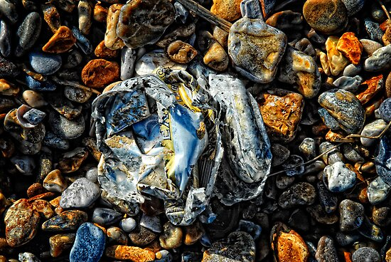 Crumpled Can by Simon Duckworth