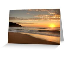 Serenity - Palm Beach, Sydney - The HDR Experience Greeting Card