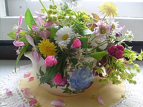 Spring bouquet by Ana Belaj