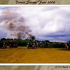 Dorset Steam Fair 2006 by David J Knight