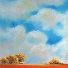 October Sky by bevmorgan
