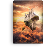Heaven on earth Canvas Print