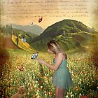 You give me butterflies by Lucy Turner