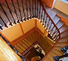 Up The Down Staircase by jules572