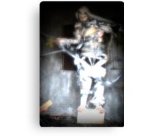 Photo 24.0: Exordium XXIV Canvas Print
