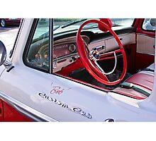 Bob's Custom Cab Photographic Print