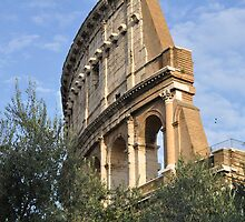 Colosseo- Rome, Italy by jjrich