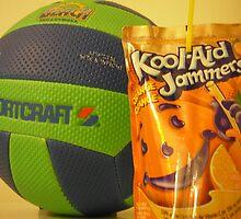 Marketing - Kool Aid Jammers  by Cory Beyersbergen