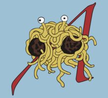 Lofty Pasta & Non-theist by tastypaper