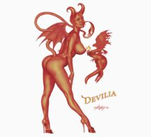 Devilia - Manic Attraction... by Michal Dutkiewicz