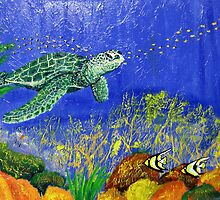 Turtle World by macl
