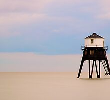 Dovercourt Lighthouses I by Mabs