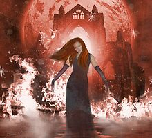 Keeper of the Firefly by Dawnsky2