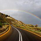 Rainbow Road! by DimitriS-Gr