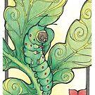 Caterpillar by Kiri Moth