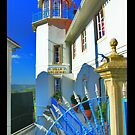 ...an house with a Lighthouse... by terezadelpilar~ art & architecture