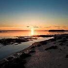 Coral Beach, Skye by Ben Malcolm