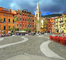 Lerici - Main Square by paolo1955