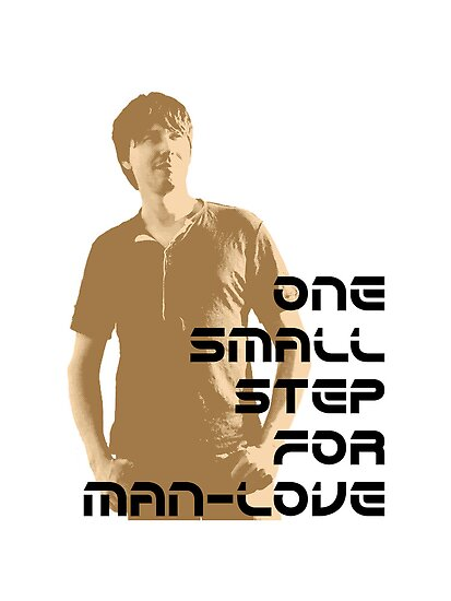 one small step for man love by 8eye