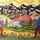 A Summers Trail by Monica Engeler