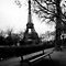 About the Eiffel Tower by Aleksandar Topalovic
