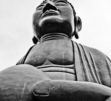 Big Buddha by BruceMacArthur