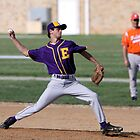 Tim Linkous (EHS) pitching vs Fallston 4-14-10 by Gregg Tulowitzky