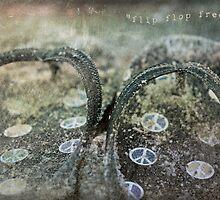 """""""flip flop free"""" by Jacque Gates"""