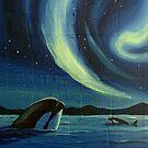 Whale Watching by Sarah  Mac
